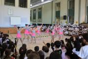 Música, dança e artes são estimulados na Escola de Talentos Satc