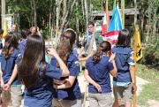 Içara: Grupo de Escoteiros inaugura sede campestre