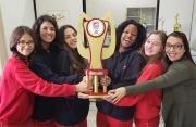 Atletas do Colégio Unesc preparados para fase Regional do Jesc