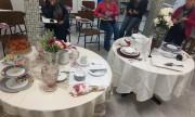 Unibave oferece Workshop de etiqueta à mesa