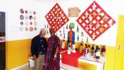 Etnia Afro participa de atividades em escola de Içara