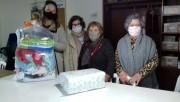 Equipe da FAI entrega de enxovais para entidades de Içara