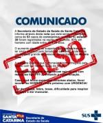 Governo desmente notícias falsas sobre casos de coronavírus no Norte
