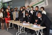 FECAM assina protocolo com Butantan e levará pauta da vacina para governador