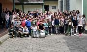 Escola Jorge Bif recebe novos instrumentos para a fanfarra