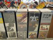 Feira de Vinil especial The Beatles é destaque no Nações Shopping em Criciúma