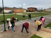 FME  de Içara oferece caminhada orientada no CEU da Vila Nova