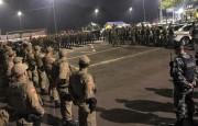 Forças militares de Santa Catarina e Rio Grande do Sul realizam Operação Divisa