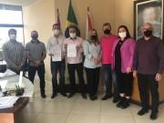 Governo de Forquilhinha concede área para ampliação de empresa
