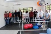 Centro de Reabilitação Pós-Covid-19 é inaugurado em Forquilhinha