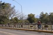 Pedestres e ciclistas ganham mais segurança na Ponte Gabriel Arns em Forquilhinha