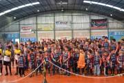 Inscrições para os Projetos Sociais Esportivos de Siderópolis