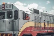 Ferrovia realizará intervenções para manutenção na linha férrea