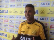Fabinho Alves é opção para o ataque do Tigre contra o Inter