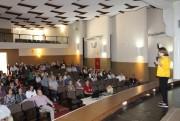Novo Ensino Médio é debatido em palestra na Satc