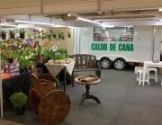 Agricultura Familiar de Içara exibe produtos na Feira Agroponte