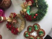 Artesanatos poderão ser adquiridos na Feira de Natal da FAI