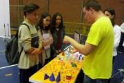 Feira expõe 40 trabalhos de escolas da região carbonífera