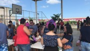 Brincadeira de infância encerra período de férias no CEU em Vila Nova