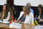 Secretária de Educação de SC participa de reunião do Consed em São Paulo
