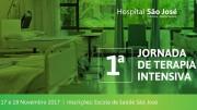 1ª Jornada de Terapia Intensiva no Hospital São José