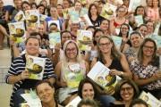 Professores do Ensino Fundamental e da Educação Infantil passam por formação