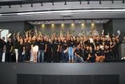 Mais de 70 alunos recebem diploma da EJA e ensino profissionalizante