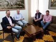 Urussanga recebe visita do secretário de Turismo
