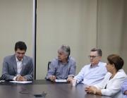 Diretoria da Acic leva pleitos ao Governo Municipal de Criciúma