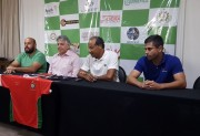 Gilson Pinheiro é o novo diretor de futebol do Próspera