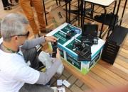 Fim de semana para descartar lixo eletrônico na Praça Nereu Ramos