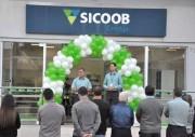 Agência do Sicoob Credija é inaugurada em Sangão