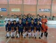 MF vence o 1º jogo da semifinal do Campeonato de Futsal