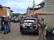 Gaeco, PRF e forças de Segurança de SC deflagram megaoperação contra criminosos
