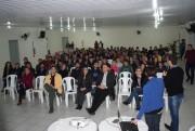 População participa de encontro sobre Projeto Geoparque Cânions do Sul, em Jacinto Machado