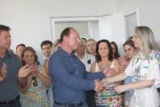 Gerusa Bolsoni assume Secretaria de Educação em Içara
