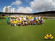 Tour Guiado recebe sócios do Tigre para conhecer o clube