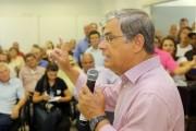 Governador em exercício assina convênios no sul do estado