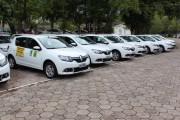 Governo de SC entrega 41 novos veículos à Cidasc