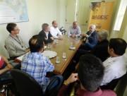 Badesc e Secretaria da Agricultura trabalham em projeto especial