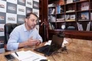 Governador anuncia R$ 44 milhões para reativação de 205 leitos de UTI em SC