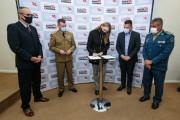 Governo nomeia 24 militares para atuação em escolas cívico-militares da rede estadual