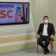 Governo do Estado inaugura o Educa SC, projeto com canais de aulas na TV aberta