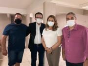 Deputado federal Hélio Costa entrega R$ 500 mil de recursos para Içara