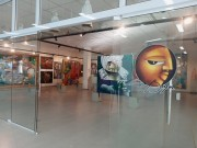 Galeria de Arte Caio Borges com visitação aberta no Município de Içara