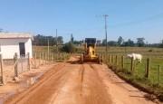 Pontes, drenagens e vias públicas recebem manutenção após enxurrada