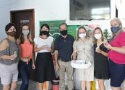 Governo de Maracajá presta homenagens às mulheres pela data especial