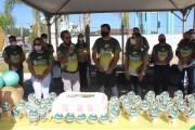 Governo de Maracajá comemora 54 anos de emancipação com bolo