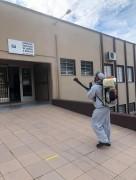 Protocolos sanitários nas escolas são seguidos em Urussanga