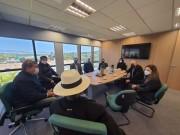 InvestSC: Governo do Estado se reúne com multinacional de pescados